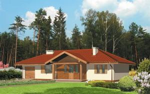 c107, kształtny, c107 kształtny, projekt domu, biryło, murator